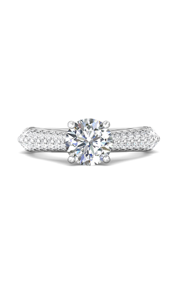 Martin Flyer Encore Engagement Ring DERM76SQ-F-7.5RD product image