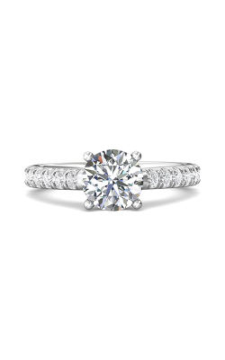 Martin Flyer Flyer Fit Micropave Engagement Ring DERM18LQ-F-7.5RD product image