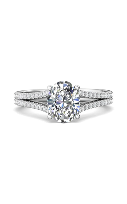 Martin Flyer Split Shank Engagement Ring DERM86RQ-F-9X7OV product image