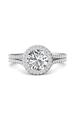 Martin Flyer Split Shank Engagement Ring DERMH52XSRDQ-F-7.5RD product image