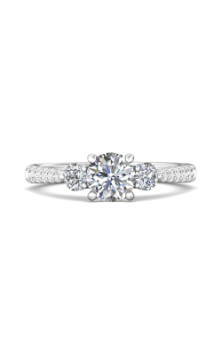 Martin Flyer Flyer Fit Three Stone Engagement Ring DERT04XSRQ-F-6.0RD product image