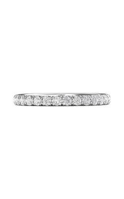 Martin Flyer Micropave Cut Down Wedding Band DWBM80SQ-F product image
