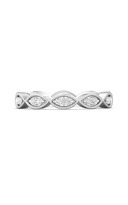 Martin Flyer Stackers Wedding Band DABFM44SQ-F product image
