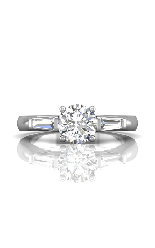 Martin Flyer Three Stone Engagement ring CT04XSTBQ-C-7.0RD product image
