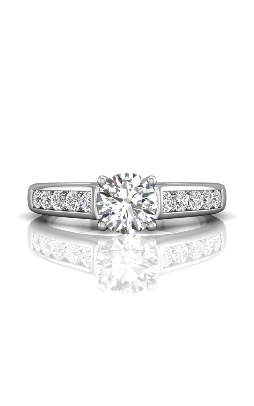 Martin Flyer Channel & Shared Prong Engagement ring DERC01SPL-C-6.5RD product image