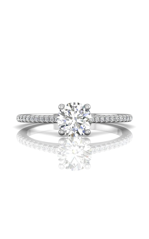 Martin Flyer Flyer Fit Micropave Engagement Ring DERM18XSRZ-C-6.0RD product image