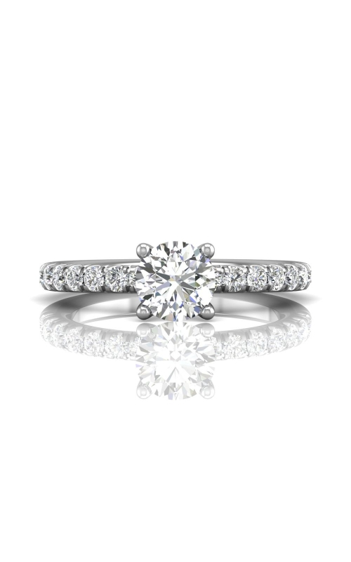 Martin Flyer Micropave Engagement ring DERM4SZ-C-6.5RD product image