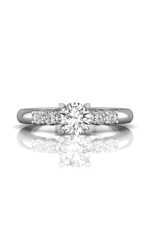 Martin Flyer Channel & Shared Prong Engagement ring DERSP02AXSPL-C-6.0RD product image