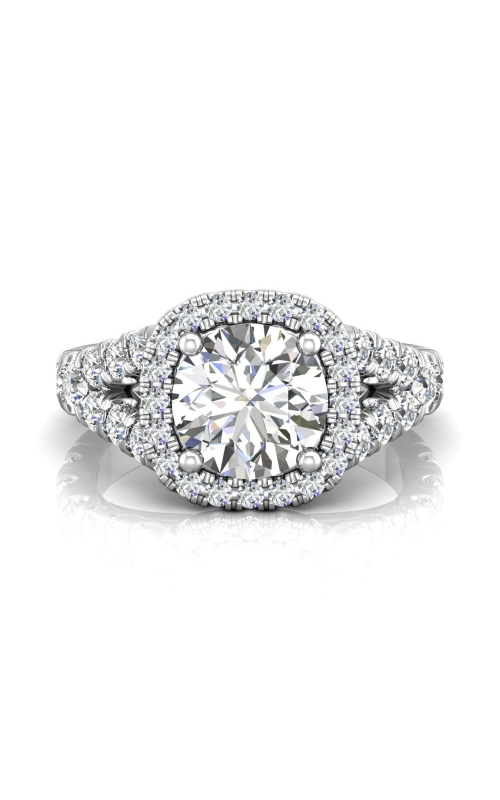 Martin Flyer Remount Engagement ring DERMH40MCUQ-F-8.5RD product image