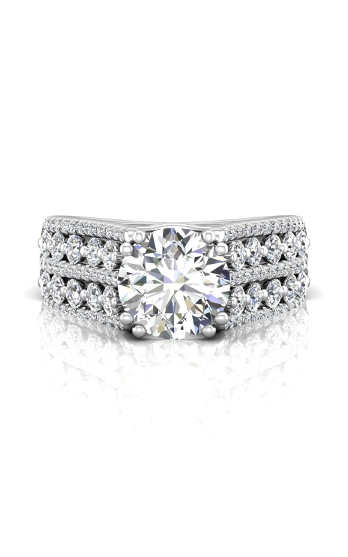 Martin Flyer Remount Engagement ring CM24Q-D-9.0RD product image