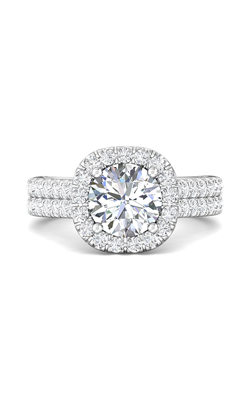 Martin Flyer Encore Engagement ring DERMH85CUQ-F-8.0RD product image