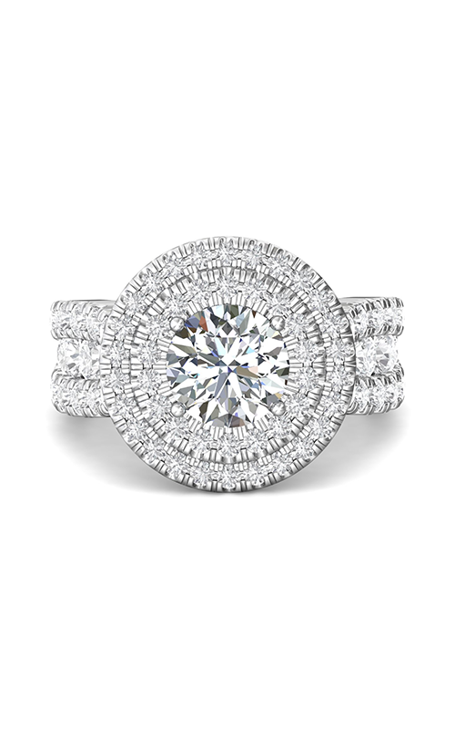 Martin Flyer Encore Engagement ring DERMH50LDBLRDQ-F-8.0RD product image