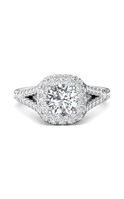 Martin Flyer Split Shank Engagement ring DERMH40XSCUQ-F-7.0RD product image