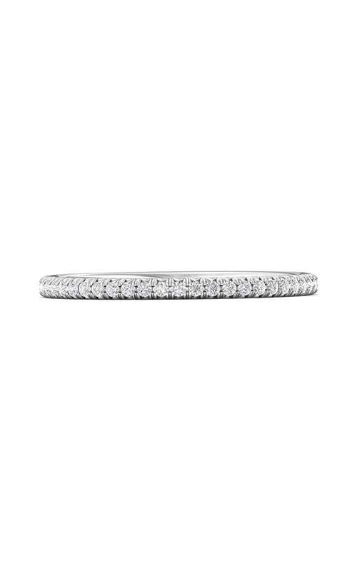 Martin Flyer Micropave Cut Down Wedding band DWBMH30Q-F product image