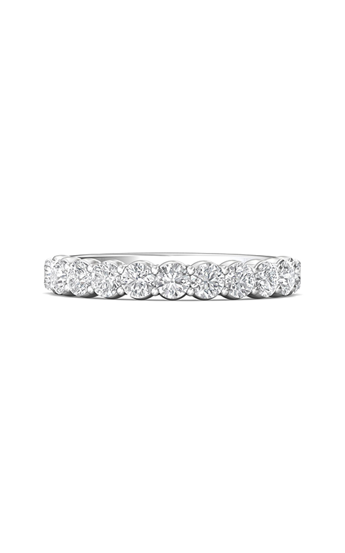Martin Flyer Shared Prong Wedding band DWBSP03MWBQ-F product image