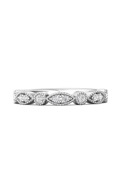 Martin Flyer Stackers Wedding band DABM35SQ-F product image