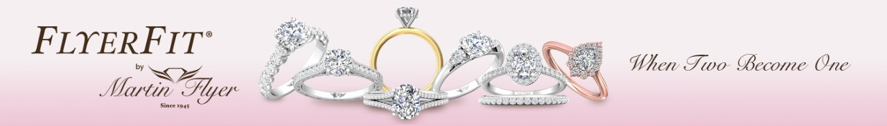 Martin Flyer Engagement Rings