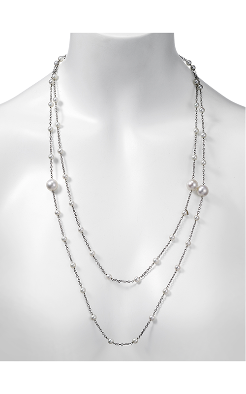 Mastoloni Basics Necklace N4556-8W product image