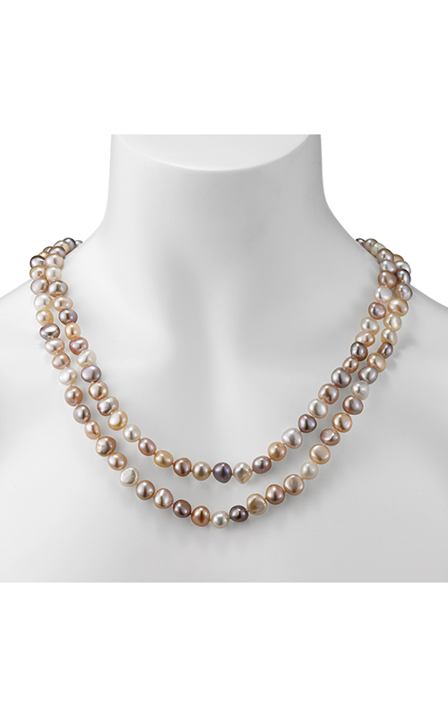 Mastoloni Basics Necklace N8090BQMW-54 product image