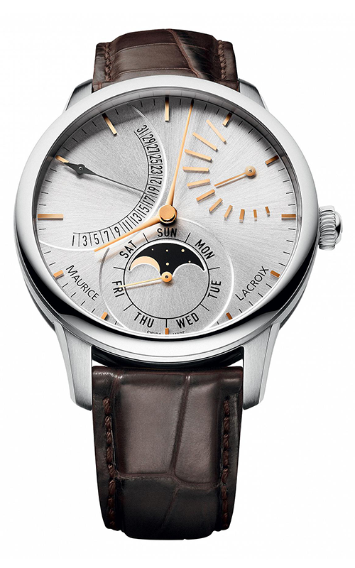 Maurice Lacroix Masterpiece Watch MP6528-SS001-130-001 product image