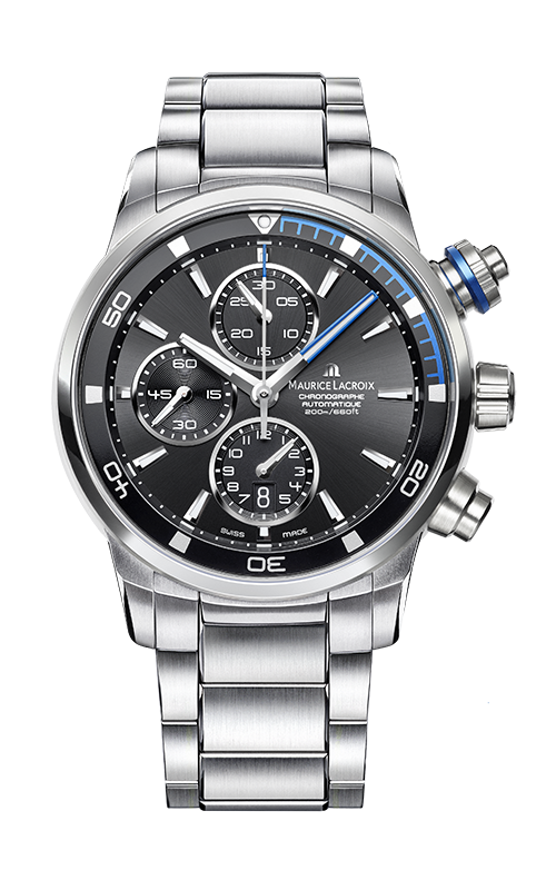 Maurice Lacroix Pontos Watch PT6008-SS002-331-1 product image