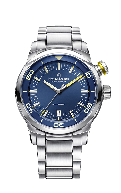 Maurice Lacroix Pontos Watch PT6248-SS002-432 product image