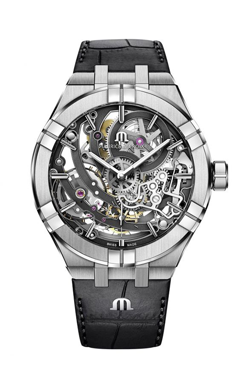 Maurice Lacroix Masterpiece Watch AI6028-SS001-030-1 product image