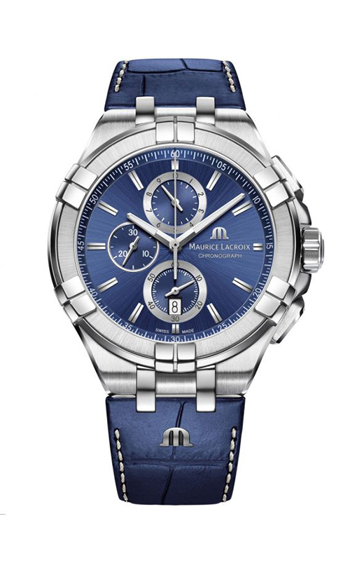 Maurice Lacroix Masterpiece Watch AI1018-SS001-430-1 product image