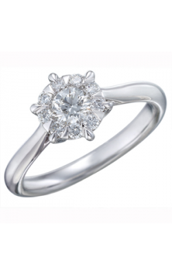 Memoire Diamond Bouquets Engagement Ring MBQ14ER50 product image