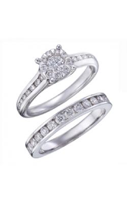Memoire Diamond Bouquets Engagement Ring MBQ47ER75 product image