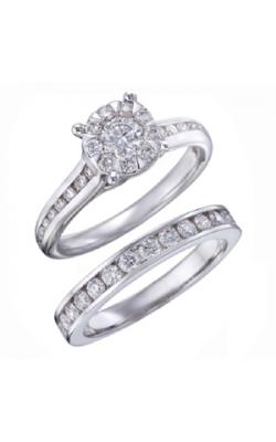 Memoire Diamond Bouquets Engagement Ring MBQ47ER1 product image