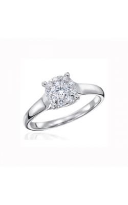 Memoire Diamond Bouquets Engagement Ring MBQ74R20 product image