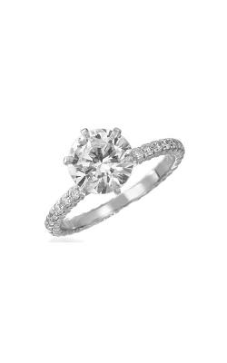Memoire Pétite Prong Engagement Ring PIPH149 product image