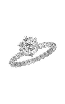 Memoire Pétite Prong Engagement Ring PIPH196 product image