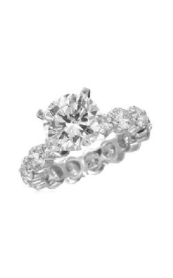 Memoire Pétite Prong Engagement Ring PIPH13 product image