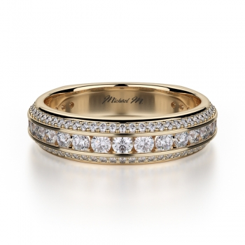 Wedding band R656B product image