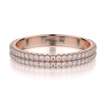 Wedding band R688B product image