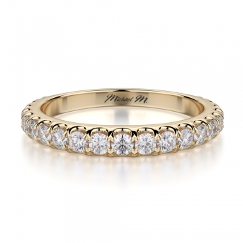 Wedding band R693B product image