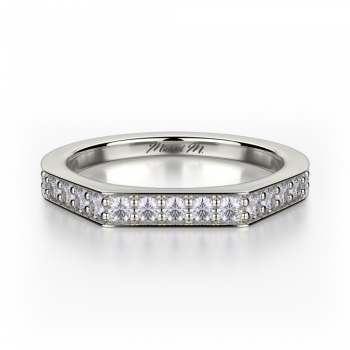 Wedding band R697B product image