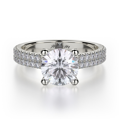 Michael M Europa Engagement Ring R483-1