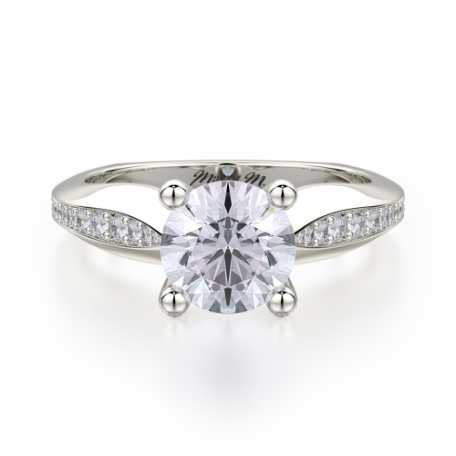 Michael M Engagement Ring R651-1