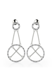 Michael M Earrings ER274