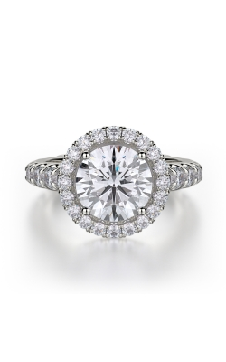 Michael M Engagement Ring R440L-2 product image