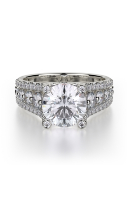 Michael M Stella Engagement Ring R513-1.5 product image