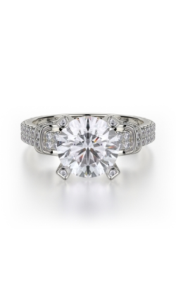 Michael M Engagement Ring R674-2 product image