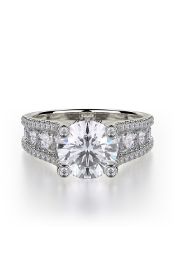 Michael M Strada Engagement ring R679-2 product image