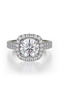 Michael M Europa Engagement Ring R683-1.5 product image
