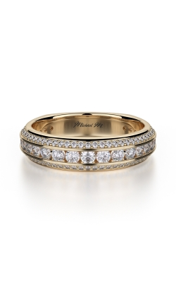 Michael M Wedding band R656B product image