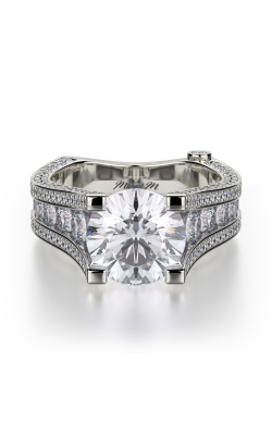 Michael M Strada Engagement Ring R302-2 product image