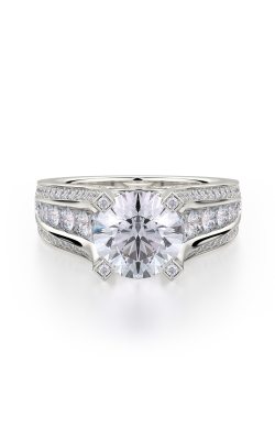 Michael M Stella Engagement ring R416-2 product image
